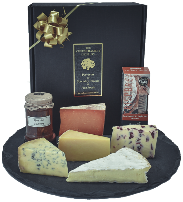 Cheese Hamlet hampers, The Didsbury