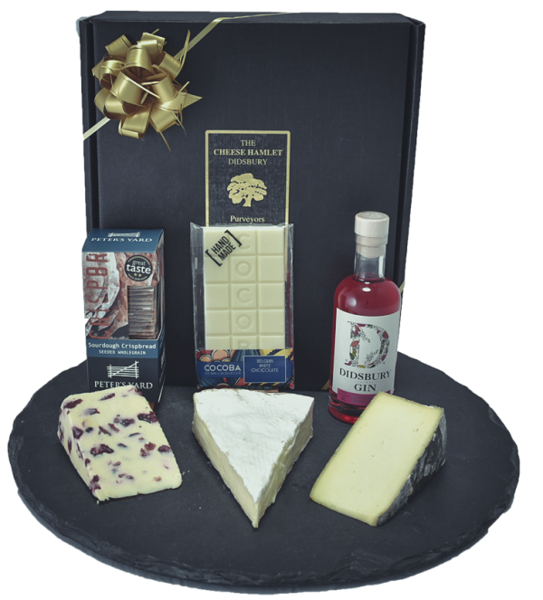 Cheese Hamlet hampers - The Decadent