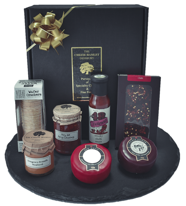 Cheese Hamlet hampers - The Spicy One (1)