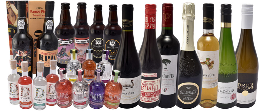 Click and collect alcohol from The Cheese Hamlet, Didsbury