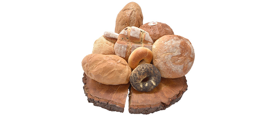 Click and collect bread and rolls from The Cheese Hamlet, Didsbury