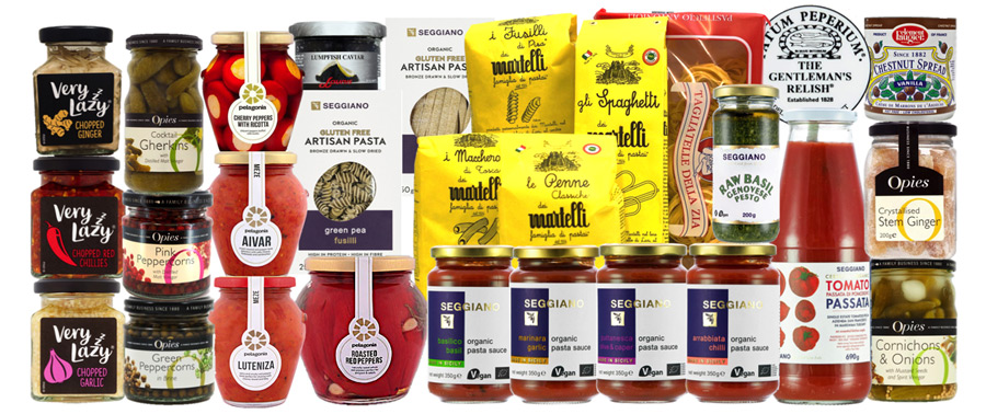 Click and collect dried goods and ingredients from The Cheese Hamlet, Didsbury